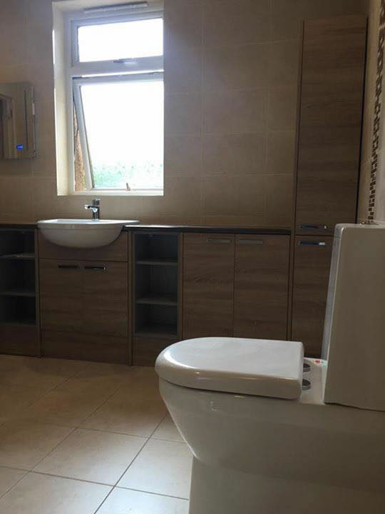 Picture of Kitchen Tiling
